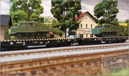 Tractoare de artilerie AT S 712